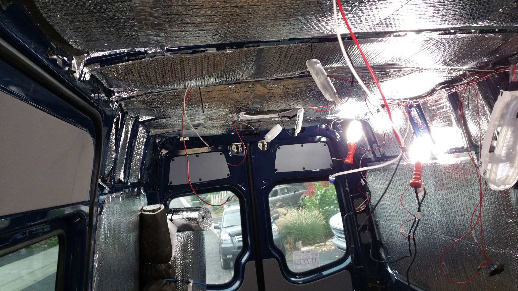 Converting A Sprinter Van To Camper Installing The Electrical Upfitters Wiring Diagrams