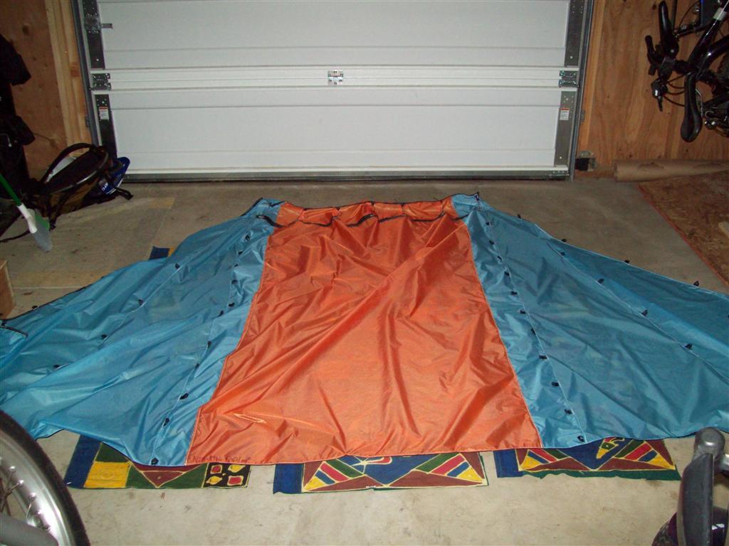 full kite body