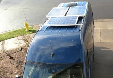 Inexpensive Solar Upgrades: MPPT, Battery Monitor, 3rd Panel