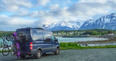 DIY Van Camping, Alaska | Points Unknown