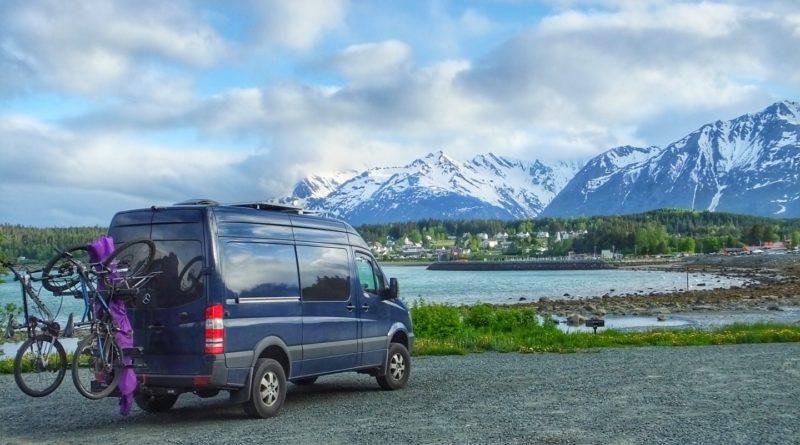 DIY Van Camping, Alaska | Points Unknown