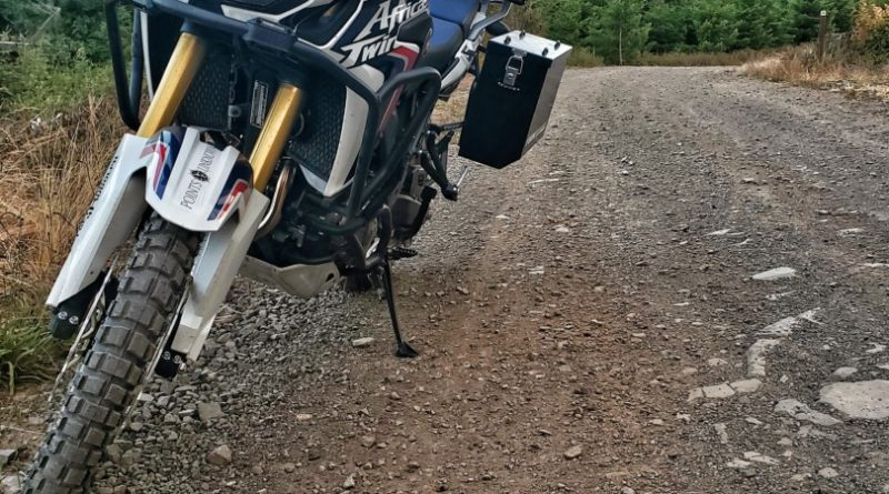 Africa twin Motorcycle Dual Sport | Points Unknown